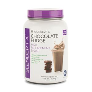 Picture of Slender Fx™ Meal Replacement Shake - Chocolate Fudge